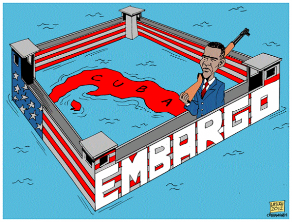 Should the embargo on Cuba be lifted | by J.C. Scull | Medium